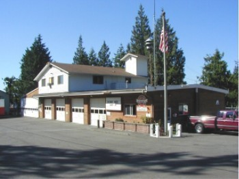 Fire Station 65 - Lake Goodwin