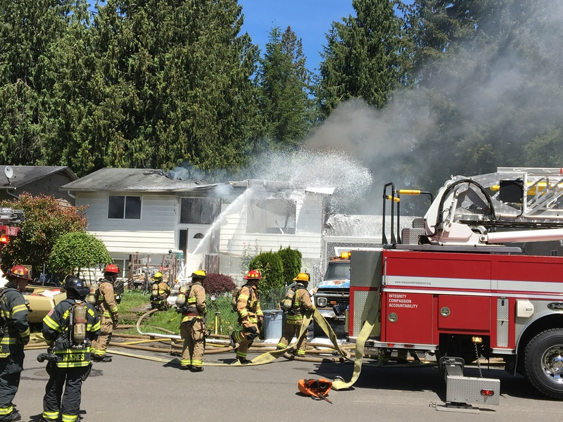 Marysville Fire District - About Us
